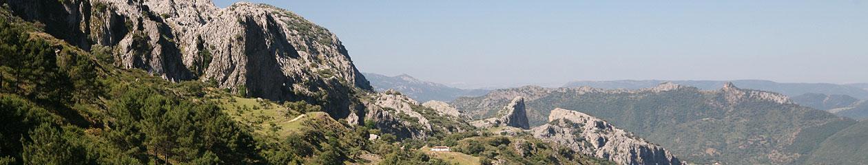 Calendario de eventos en las sierras, serranías y sus pueblos