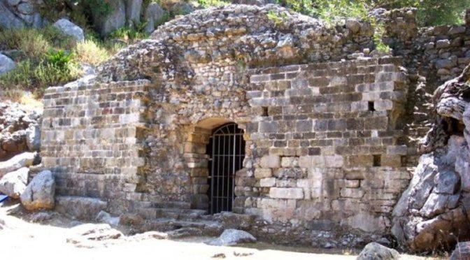 La ciudad romana de Ocuri