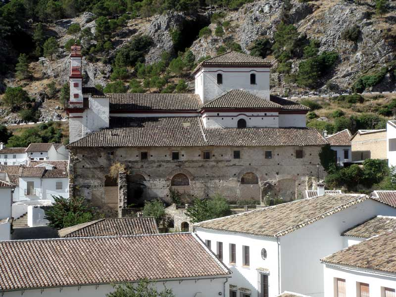 Grazalema in the Sierra de Grazalema