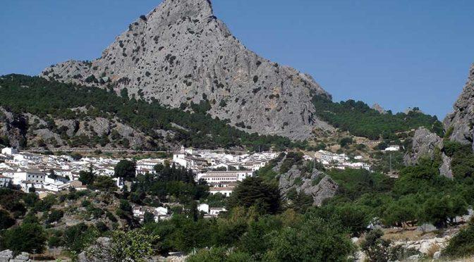 The White village of Grazalema