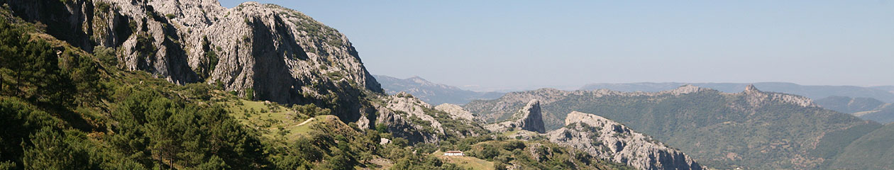 The Sierra de Grazalema, Wildside Holidays, Ronda and the Caminito del Rey